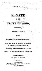 Journal of the Senate of the State of Ohio: Volume 18