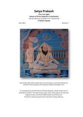 Satya Prakash -v2 (Eng) -The True Light -History of Pirana Satpanth: Inside story about religious conversions by Pirana Satpanth