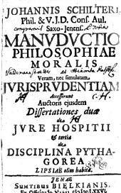 De disciplina Pythagorea