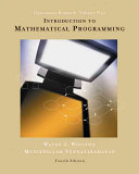 Introduction to Mathematical Programming PDF