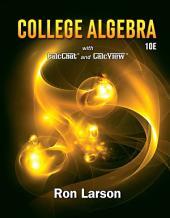 College Algebra: Edition 10