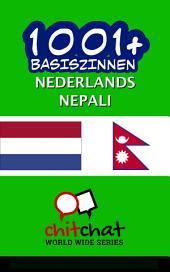 1001+ Basiszinnen Nederlands - Nepali