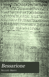 Bessarione: pubblicazione periodica di studi orientali, Volume 6