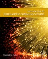 Introduction to Fiber Optic Communications PDF
