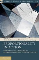 Proportionality in Action PDF