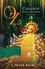 Oz, the Complete Collection Volume 3 bind-up