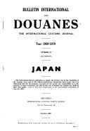 Bulletin International Des Douanes