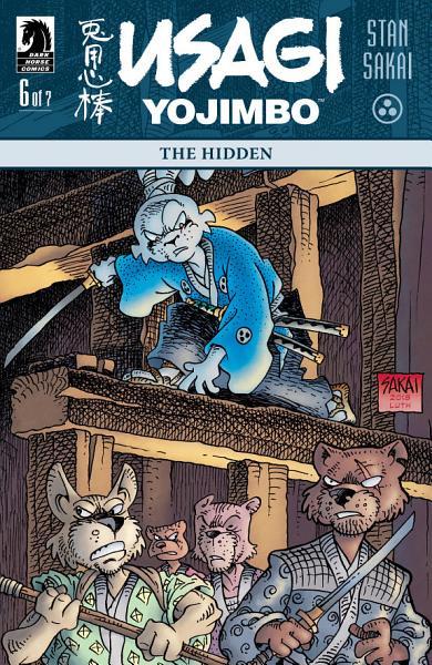 Usagi Yojimbo  The Hidden  6 PDF