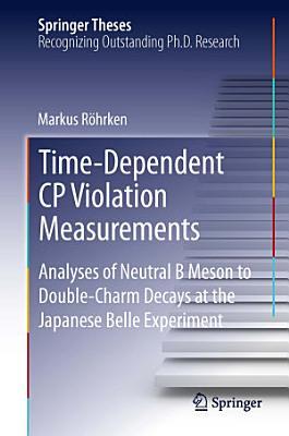 Time Dependent CP Violation Measurements PDF