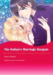 THE ITALIAN'S MARRIAGE BARGAIN: Harlequin Comics