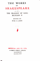 The Works of Shakespeare PDF