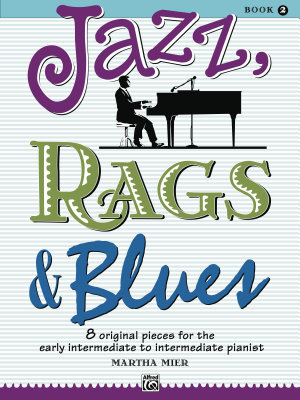 Jazz  Rags   Blues  Book 2
