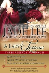 A Lady's Lessons (A Trilogy of Regency Romance)