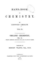 Hand Book of Chemistry: Volume 9