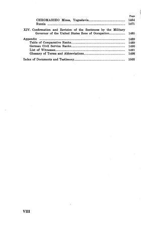 Trials of War Criminals Before the Nuernberg Military Tribunals Under Control Council Law No  10  Nuremberg  October 1946 April  1949  Case 10  U S  v  Krupp  Krupp case  PDF