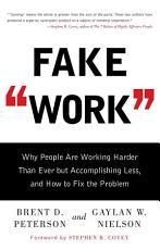 Fake Work PDF