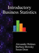 Introductory Business Statistics PDF