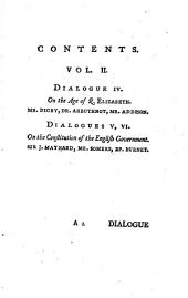 Moral And Political Dialogues: With Letters On Chivalry And Romance : In Three Volumes, Volume 2