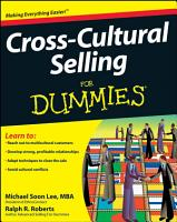 Cross Cultural Selling For Dummies PDF