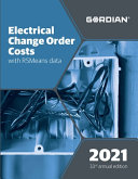 Electrical Change Order Costs with Rsmeans Data PDF