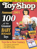 The Toy Shop Annual 2001