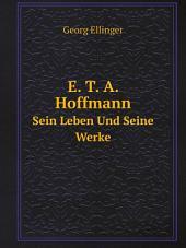 E. T. A. Hoffmann: Band 1