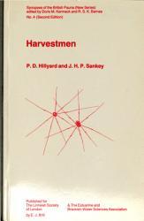 Harvestmen Book PDF