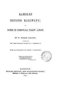 Rambles Beyond Railways Book