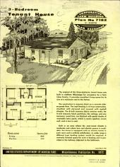 3-bedroom tenant house: Volume 1049