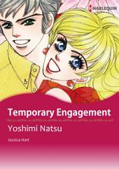 Temporary Engagement: Harlequin Comics