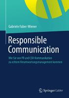 Responsible Communication PDF