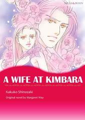 A Wife At Kimbara: Mills & Boon Comics