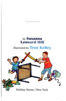 No Sword Fighting in the House PDF