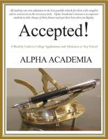 Accepted    A Monthly Guide to College Applications and Admission to Any School PDF