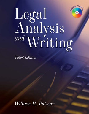 Legal Analysis and Writing for Paralegals PDF