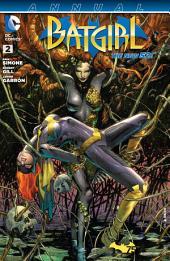 Batgirl Annual (2011-) #2