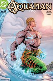 Aquaman (2002-) #12