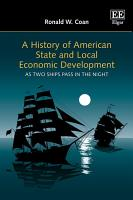 A History of American State and Local Economic Development PDF