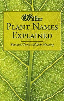 Plant Names Explained PDF