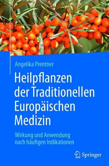Heilpflanzen der Traditionellen Europ  ischen Medizin PDF