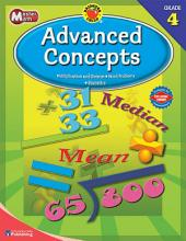 Master Math, Grade 4: Advanced Concepts