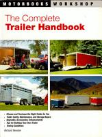 The Complete Trailer Handbook PDF
