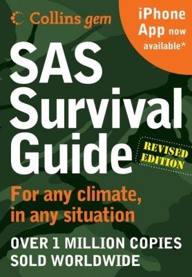 SAS Survival Guide 2E  Collins Gem