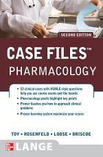 Case Files Pharmacology, Second Edition