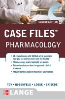 Case Files Pharmacology  Second Edition PDF