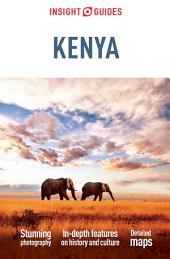 Insight Guides Kenya: Edition 6