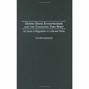 United States Entrepreneurs and the Companies They Built PDF