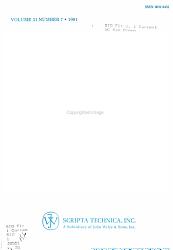 Journal of Ichthyology PDF
