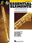 Essential Elements 2000 Comprehensive Band Method Book