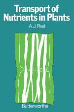 Transport of Nutrients in Plants
